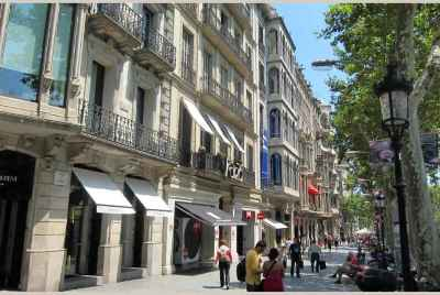 Restaurant for sale in the center of Barcelona